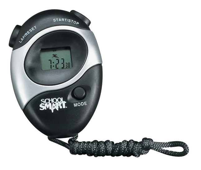 Stopwatch Timer, Timers and Stopwatches, Item Number 086889