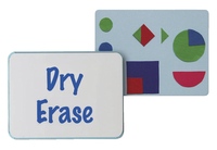 Small Lap Dry Erase Boards, Item Number 086891