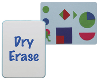 Small Lap Dry Erase Boards, Item Number 086892
