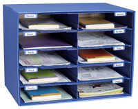 Desktop Trays and Desktop Sorters, Item Number 087124