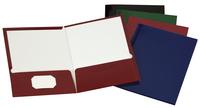 2 Pocket Folders, Item Number 087466