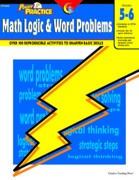 Math Practice, Math Review Supplies, Item Number 087622