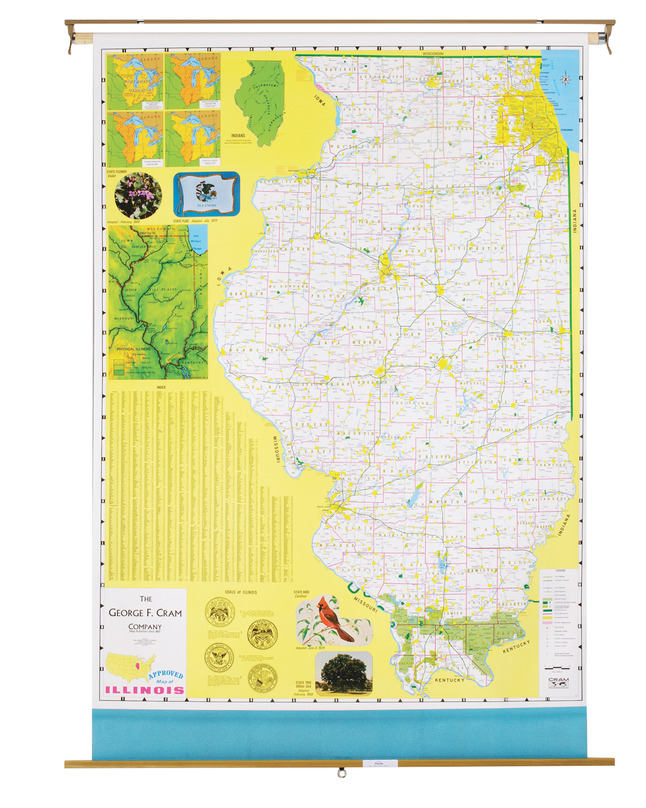 Maps, Globes Supplies, Item Number 088625