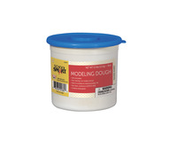 School Smart Non-Toxic Modeling Dough, 3-1/3 Pound Tub, Blue Item Number 088677