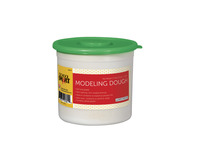 School Smart Non-Toxic Modeling Dough, 3-1/2 Pound Tub, Green Item Number 088678
