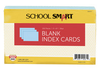 3X5 Ruled Index Cards, Item Number 088707