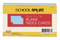 3x5 Blank Index Cards, Item Number 088724