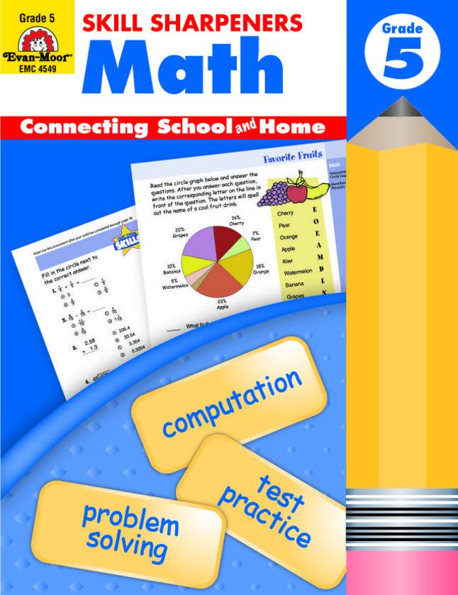 Math Readers, Item Number 088812