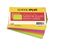 3X5 Ruled Index Cards, Item Number 088849