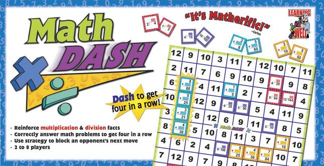 Math Operations, Preschool Math Games, Early Math Games Supplies, Item Number 088886