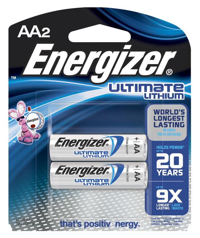 AA Batteries, Item Number 089192