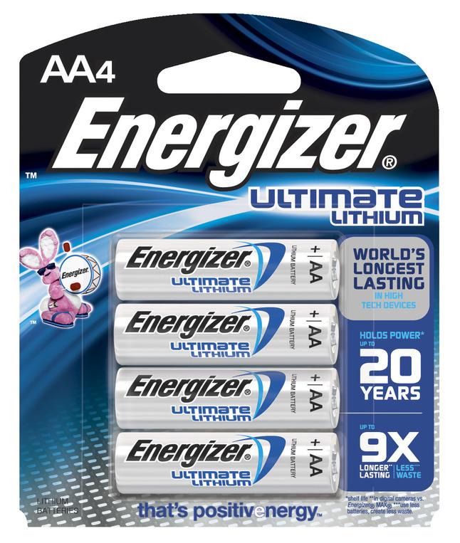 AA Batteries, Item Number 089193