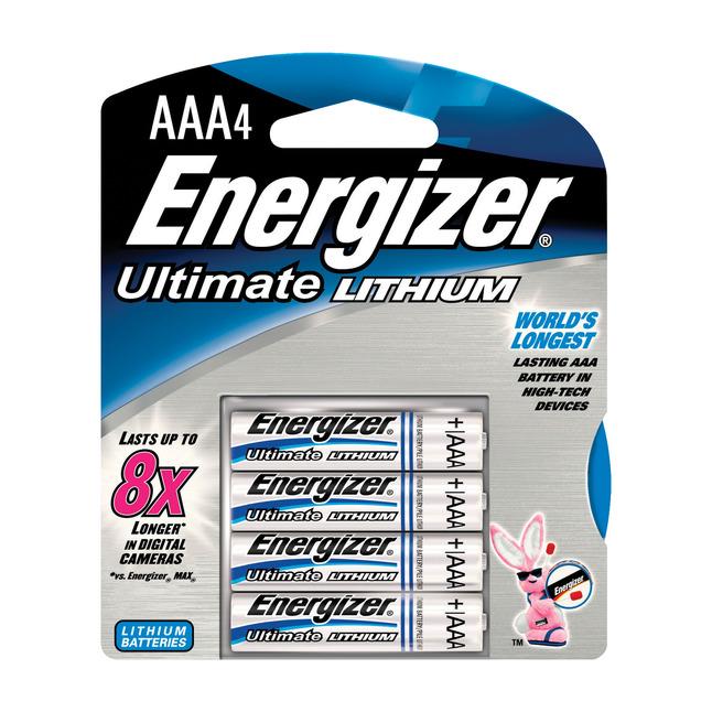 AAA Batteries, Item Number 089194