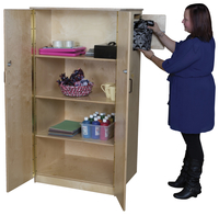 Metal Storage Cabinets, Wood Storage Cabinets, Storage Cabinets Supplies, Item Number 089290