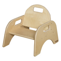 Wooden Toddler Chair, Toddler Chairs Supplies, Item Number 089307