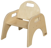 Wooden Toddler Chair, Toddler Chairs Supplies, Item Number 089308