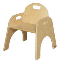 Wooden Toddler Chair, Toddler Chairs Supplies, Item Number 089310