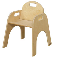 Wooden Toddler Chair, Toddler Chairs Supplies, Item Number 089311