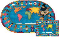 Multicultural Rugs Supplies, Item Number 089411