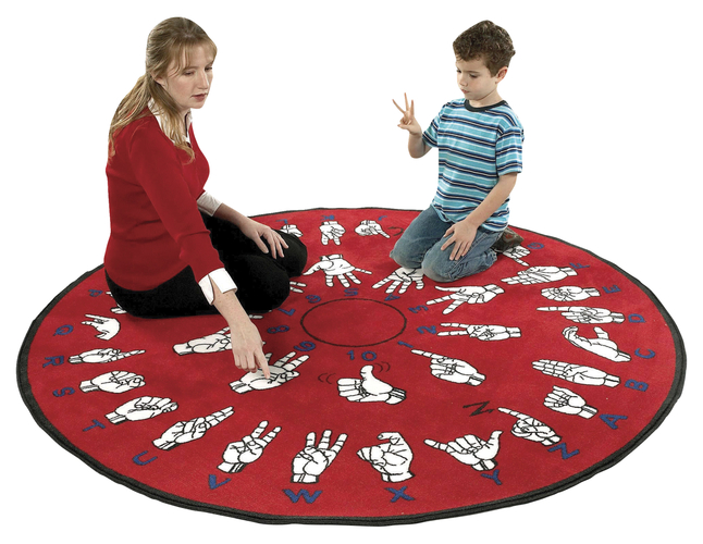 Specialized Learning Rugs, Learning Rugs Supplies, Item Number 089428