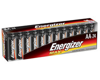 AA Batteries, Item Number 090167