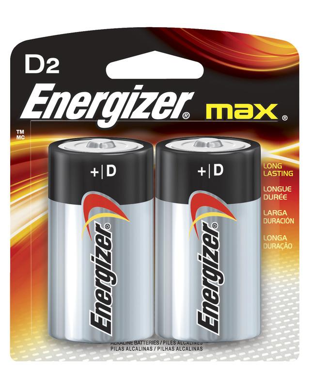 D Batteries, Item Number 090169
