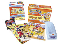 Language Arts Games, Literacy Games Supplies, Item Number 090394