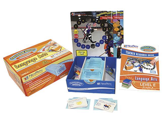 Language Arts Games, Literacy Games Supplies, Item Number 090395