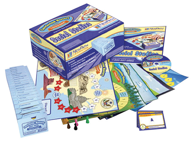 Social Studies Activities, Resources Supplies, Item Number 090398