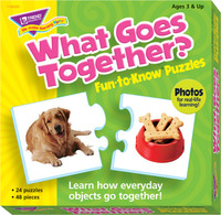 Early Childhood Pattern Games, Sorting Games, Item Number 090547