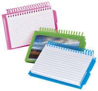 Index Card Binders, Item Number 090593