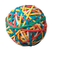 Rubber Bands, Item Number 090668