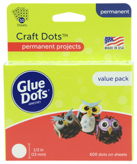Glue Dots, Item Number 091230