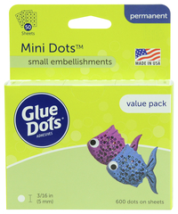 Glue Dots, Item Number 091232