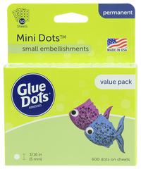 Glue Dots, Item Number 091232