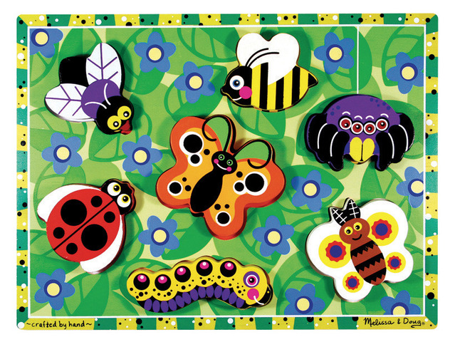 Early Childhood Chunky Puzzles, Item Number 091283