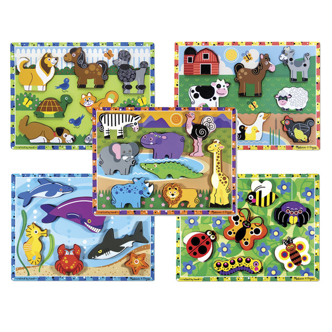 Infant Toddler Puzzles, Item Number 091290