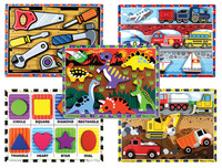 Infant Toddler Puzzles, Item Number 091291