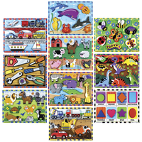 Infant Toddler Puzzles, Item Number 091292