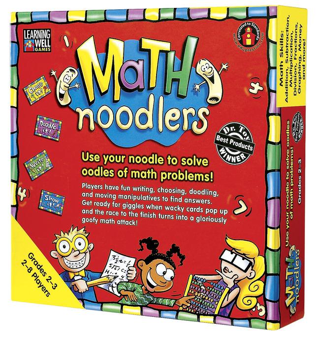 Math Games, Math Activities, Math Activities for Kids Supplies, Item Number 091340