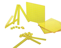 Base 10 Blocks, Place Value, Base 10, Base 10 Math Supplies, Item Number 091455
