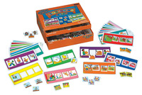 Language Arts Games, Literacy Games Supplies, Item Number 091659
