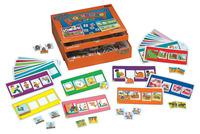 Language Arts Games, Literacy Games Supplies, Item Number 091659
