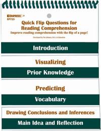 Reading Comprehension, Strategies Supplies, Item Number 091762