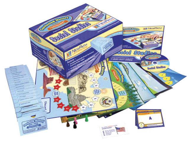 Social Studies Activities, Resources Supplies, Item Number 092117