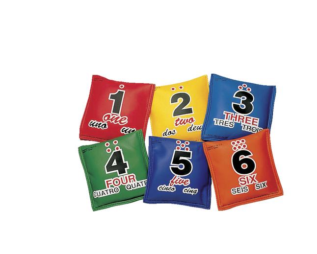 Beanbags, Beanbags for Kids, Beanbag Games, Item Number 1004582