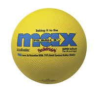 SportimeMax 8-1/2 Inch Playground Ball, Yellow Item Number 1004618