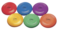 Sportime 9 in Flying Discs, Set of 6 Item Number