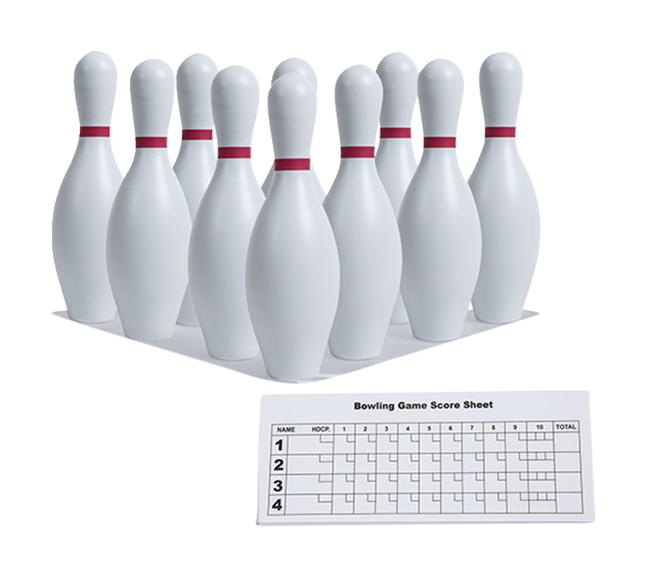 Bowling, Bowling Set, Toy Bowling Set, Item Number 1005615