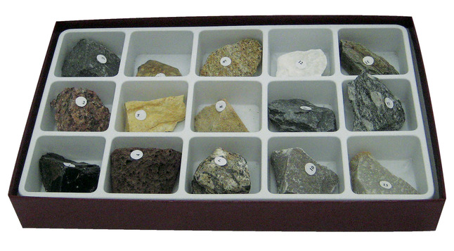 Mineral and Rock Samples, Item Number 1006180